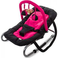 Baninni Wipstoeltje Relax Classic - Pink Black