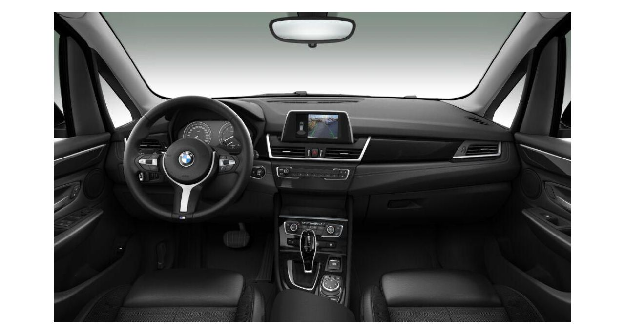 BMW 218i Active Tourer Model Sport Line