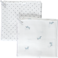 Puckababy Bamboo Swaddles - Pucky