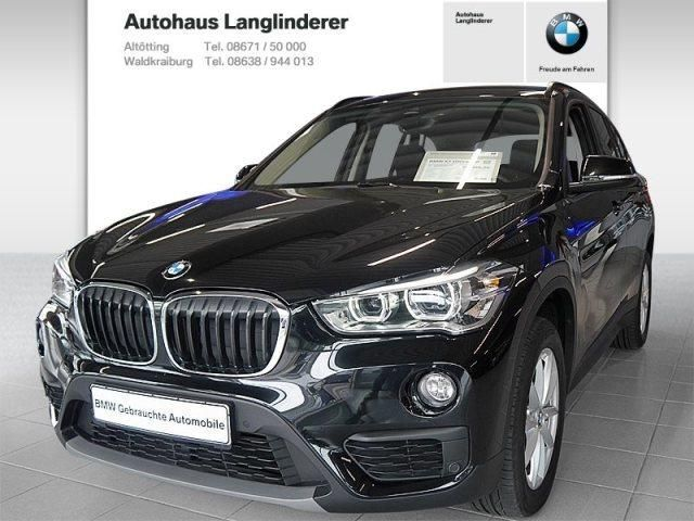 BMW X1 xDrive18d A Advantage NP 43.540,- LED Navi SHZ