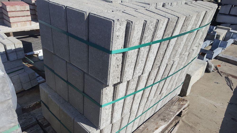 Tegel Met Facet : Excluton betontegel grijs met facet cm kopen bij hornbach
