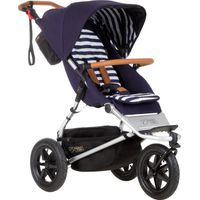 Mountain Buggy Urban Jungle - Nautical Luxury