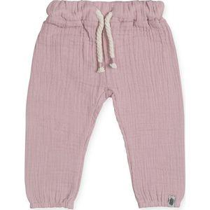 Jollein Broekje 74/80 - Wrinkled Pink