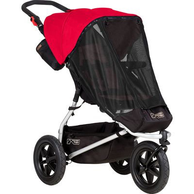 Mountain Buggy Urban Jungle met stormcover (=optie)