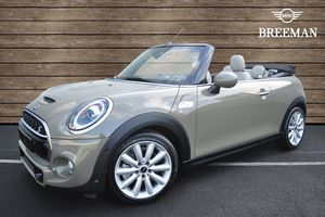 MINI Cooper S Cabrio Chili Aut.