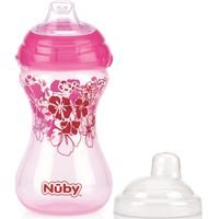 Drinkbeker Click It Roze - Nuby