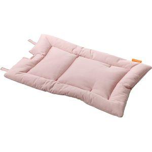 Leander Meegroeistoel Kussentje - Soft Pink