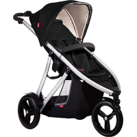 Phil&Teds Vibe Buggy - Black (UL)