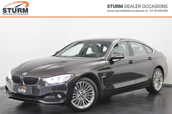 BMW 4 Serie Gran Coupé 440i xDrive 327pk Centennial High Executive | Head-Up Display | NL-Auto | 6-Cilinder | M Stuurwiel | Leder | Bi-Xenon | Rijklaarprijs!