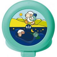 Kid'Sleep Globetrotter Mint