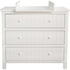 Quax Commode 3 Laden Camille - Wit