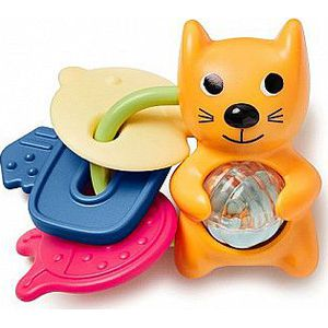 Skip Hop Vibrant Village Teether - Cat