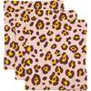 Briljant Baby Hydrofiele Washandjes - Panter Skin