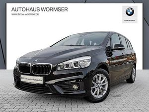 BMW 218 d Gran Tourer Advantage LED Navi Tempomat Eu6