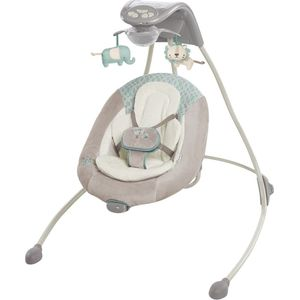 Bright Starts InLighten Cradling Swing - Cambridge