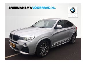 BMW X4 xDrive20d High Executive M Sport Aut