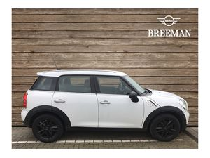 MINI One Countryman Business