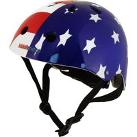 Kiddimoto Helm USA Flag M