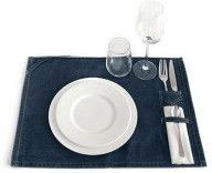 placemat denim jeans