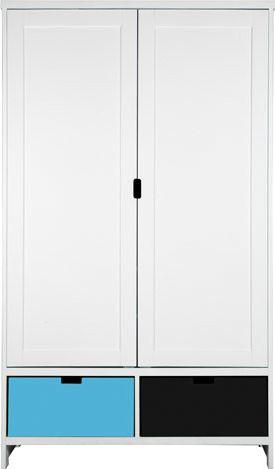 2-deurskast mix & match