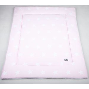Baby's Only Boxkleed Ster Baby Roze / Wit