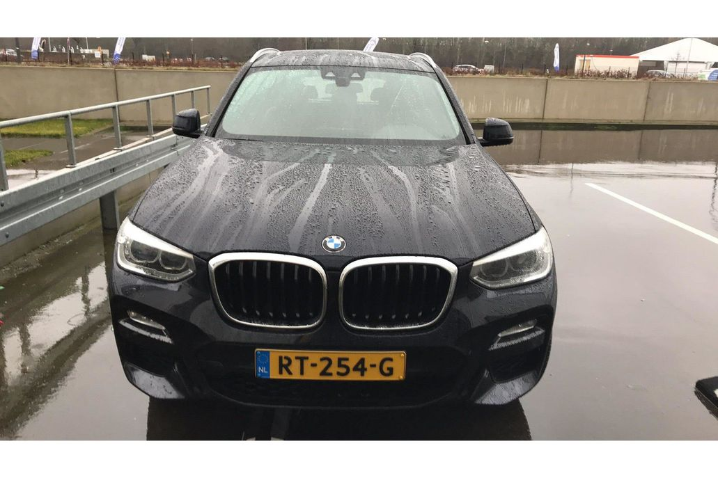 BMW X3 xDrive20i High Executive