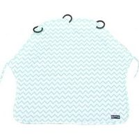 Kurtis Zonnekap Universele Cover Light - Zig Zag Blue