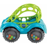 Oball Auto Rattle & Roll - Blauw
