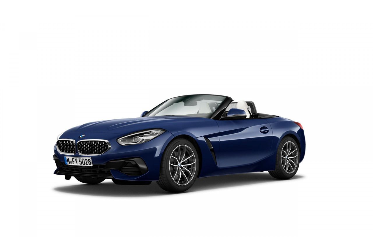 BMW Z4 Roadster sDrive20i High Executive Sport Line Aut.