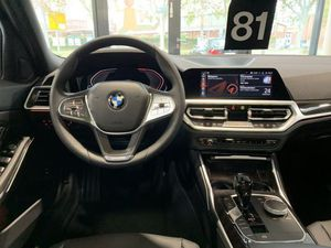 BMW 320 d Touring Luxury Line Head-Up HiFi LED WLAN