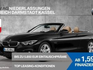 BMW 430 i Cabrio Sport Line Head-Up HiFi DAB LED