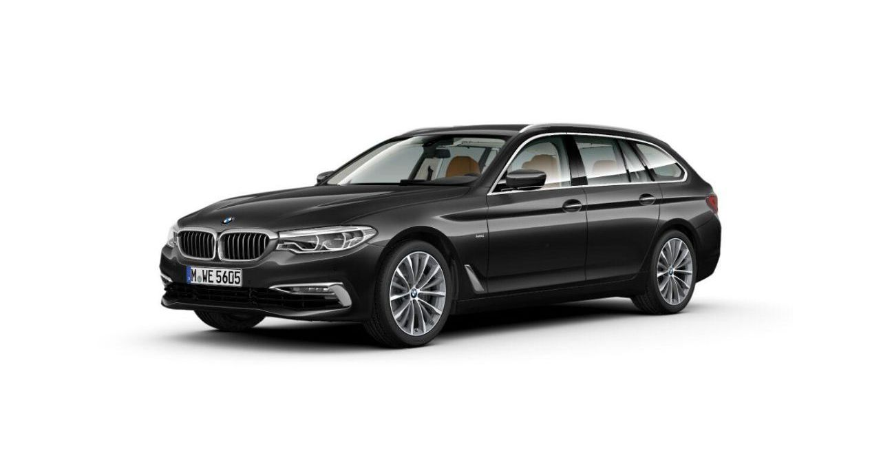 BMW 520i Touring Luxury Line
