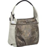 Lässig Verzorgingstas Casual Hobo Bag Olive - Beige (UL)
