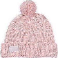 Jollein Muts Melange Knit - Soft Pink