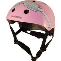 Kiddimoto Helm Pink Goggle S