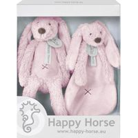 Happy Horse Giftbox Pink Rabbit Richie
