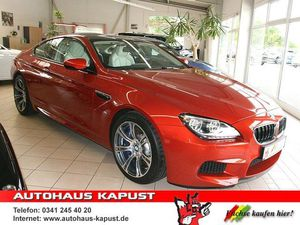 BMW M6 Coupe, 1.Hand, LED, Head-Up, DAB, RTTI