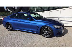 BMW 4 Serie Coupé 440i High Executive M Sport Aut.