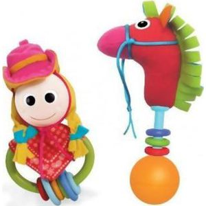 Yookidoo Giddy Up Gal Play Set Speelset Rammelaars