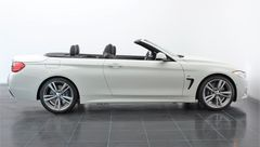 Foto BMW 4 Serie Cabrio 428i High Executive M Sport | Head-Up Display | M Sportremmen | Harman/Kardon | 19'' Velgen | LED | NL-Auto | Full-Option | Rijklaarprijs! (20027795-3.jpg)