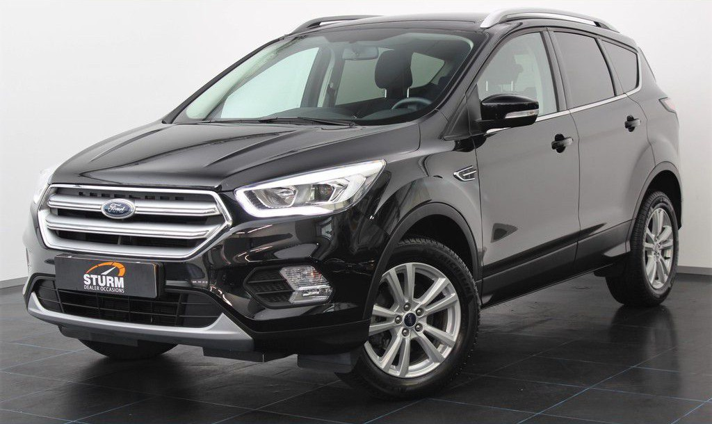 Ford Kuga 1.5 EcoBoost Trend Ultimate | Navigatie | Cruise & Climate Control | Connected Services | Park. Sensor | Bluetooth Tel. | Rijklaarprijs!