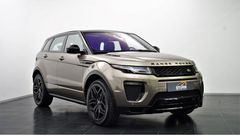 Foto Land Rover Range Rover Evoque TD4 HSE 4WD DYNAMIC | Panoramadak | Head-up | 20'' | Leder | led | Rijklaarprijs! (16507115-5.jpg)