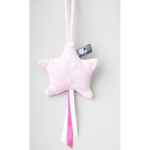 Baby's Only Decoratie Ster Roze