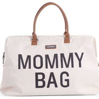 Childhome Verzorgingstas Mommy Bag Big Ecru Wit