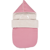 Koeka Voetenzak Oslo- Blush Pink/Pebble (3&5 puntsgordel)(UL)