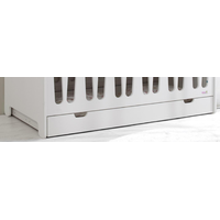 Quax Bedlade Cotbed Sunny - Wit