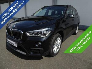 BMW X1 sDrive18d Advantage LED Navi Tempomat Shz