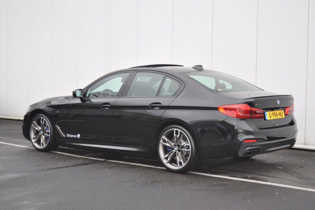 BMW 5 Serie M550i xDrive High Executive Aut.