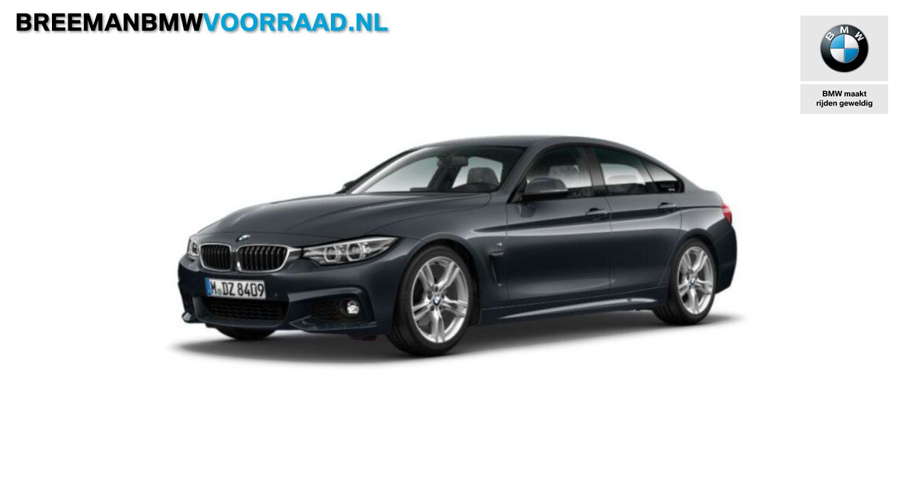 BMW 418i Gran Coupé Model M Sport