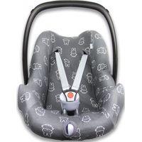 Briljant Baby Autostoelhoes Groep 1+ - Nijntje Smile Iron